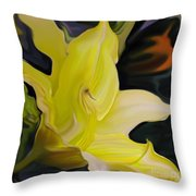 Glory II Throw Pillow