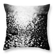 Gloss Throw Pillow