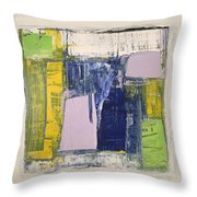 Glossaries Throw Pillow