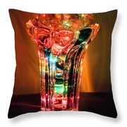 Glow Throw Pillow