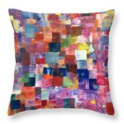 Glowing From Within Throw Pillow