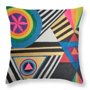 Gnostic Throw Pillow