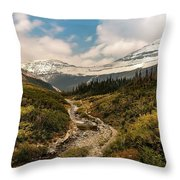 Gnp-scenic View Throw Pillow