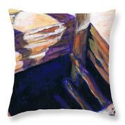 Go Within Or Go Without Throw Pillow