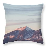 God's Creation Throw Pillow