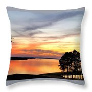 God's Handiwork Throw Pillow