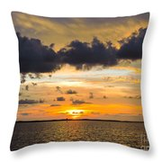 God's Signature Throw Pillow