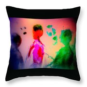 One Of These Nights We Will Be Going To Another Nachspiel Together  Throw Pillow