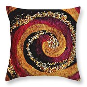 Gold And Glitter 56 Throw Pillow
