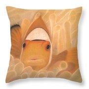 Gold Touch Throw Pillow