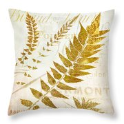 Golda I Throw Pillow