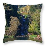 Golden Gate Park Throw Pillow
