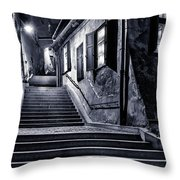 Goldsmiths Passage Throw Pillow