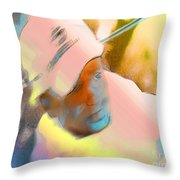 Golf Dream Throw Pillow
