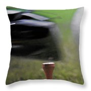 Golf Sport Or Game Throw Pillow