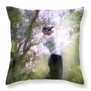 Golf Trophee Hassan II In Royal Golf Dar Es Salam Morocco 05 Throw Pillow