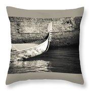 Gondola Wall Throw Pillow