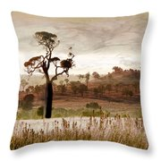Gondwana Boab Throw Pillow