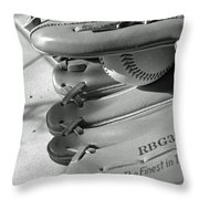 Good Catch 2 Throw Pillow