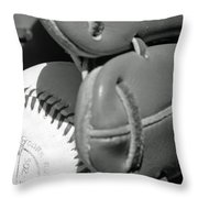 Good Catch 3 Throw Pillow