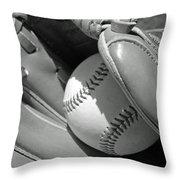 Good Catch Throw Pillow