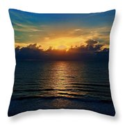 Good Day New Day Throw Pillow
