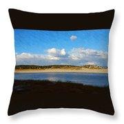Good Harbor Serenity Throw Pillow