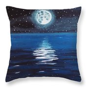 Good Night Moon 1 Throw Pillow