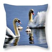 Good Parents Throw Pillow