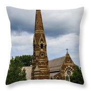 Good Shepherd Church Throw Pillow