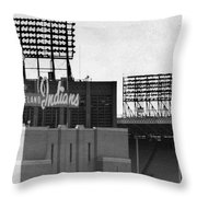Good Times Bad Times Throw Pillow by Kenneth Krolikowski