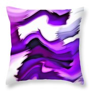 Good Vibrations Throw Pillow