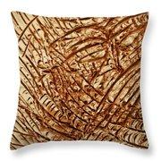 Goodness - Tile Throw Pillow