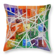 Goodness Knows Throw Pillow
