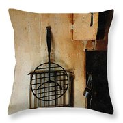 Goodwife Hamlyn's Hearth Throw Pillow