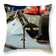 Goodwood Trophy Throw Pillow