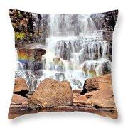 Gooseberry Falls 7 Throw Pillow