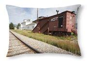 Gorham New Hampshire Throw Pillow