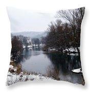 Gorski Kotar 4 Throw Pillow