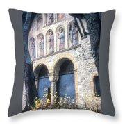 Gosler Cathedral Throw Pillow