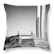 Gospelaires Throw Pillow