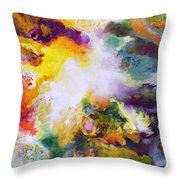 Gossamer 2 Throw Pillow