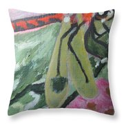 Gossamer Wings  The Dragonfly Series I Throw Pillow
