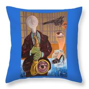 Got Any Good Ideas Throw Pillow