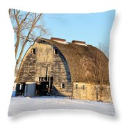 Goth Decay Throw Pillow