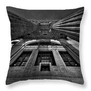 Gotham Throw Pillow