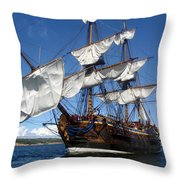 Gothenburg Throw Pillow