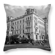 Gothenburg Corner Throw Pillow