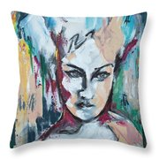 Gothic Charm Throw Pillow