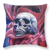 Gothic Romance Throw Pillow by Isabella F Abbie Shores FRSA